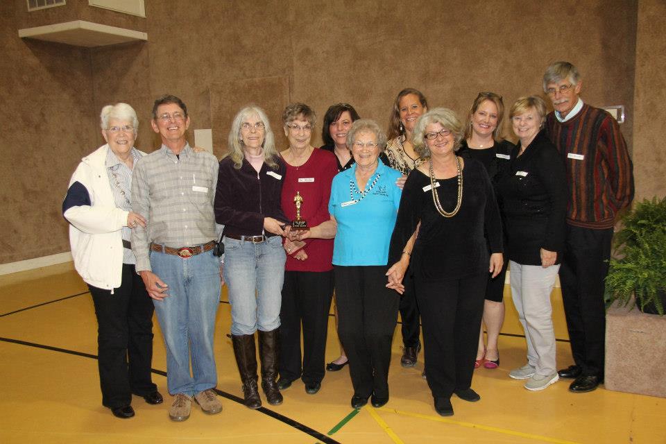warm hearts award photo